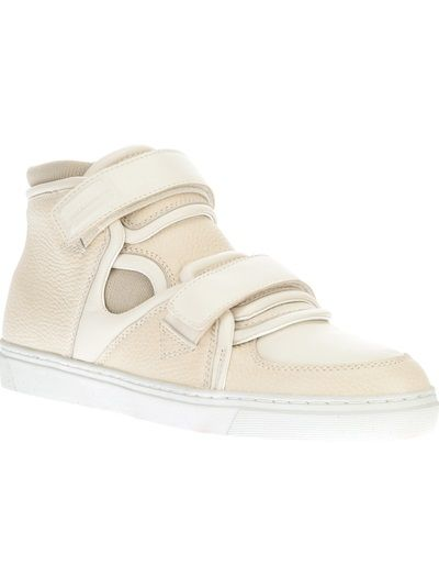 DOLCE and GABBANA Velcro Trainer