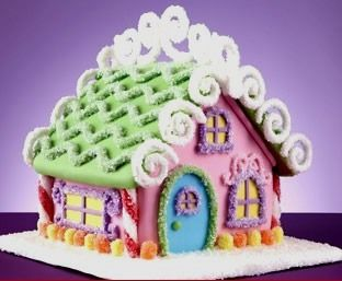 Gingerbread houses, Girls and Cakes on Pinterest