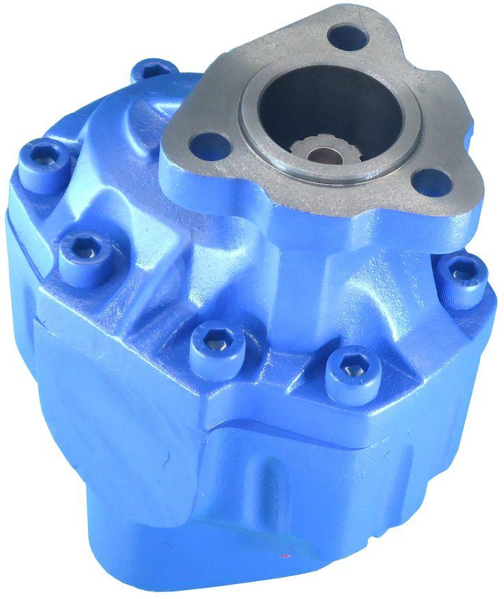 Hydraulic Gear Pump Hidrolik Dişli Pompa