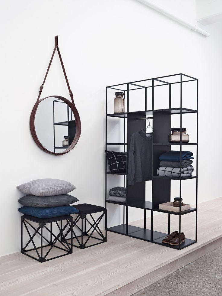 GRID system: Garderobe
