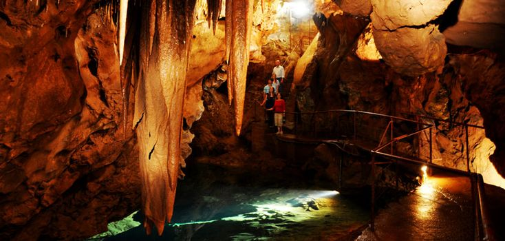 Jenolan Caves, Blue Mountains, Aus