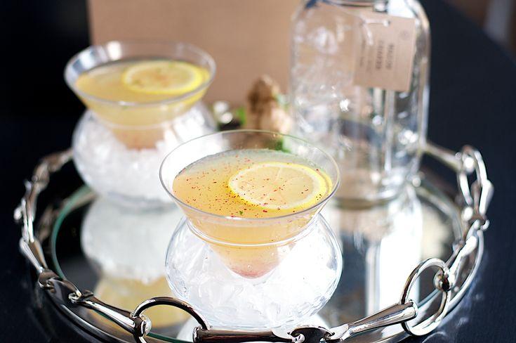 The Bushwick Spice Trade Cocktail by Mason Shaker