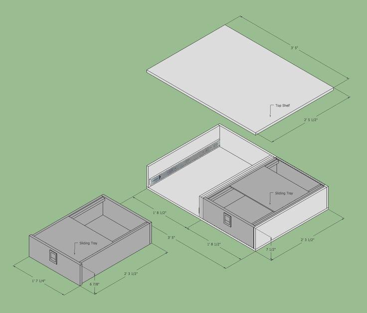 Rear Cargo Drawer Build - Toyota FJ Cruiser Forum
