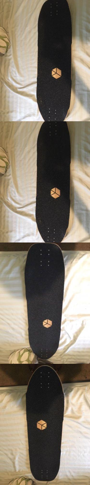 Decks 165944: Loaded Carbon Truncated Tesseract Longboard Deck Brand New -> BUY IT NOW ONLY: $250 on eBay!