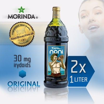 Tahitian Noni Juice 2x 1L.