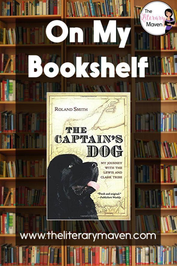 On My Bookshelf The Captains Dog By Roland Smith High School