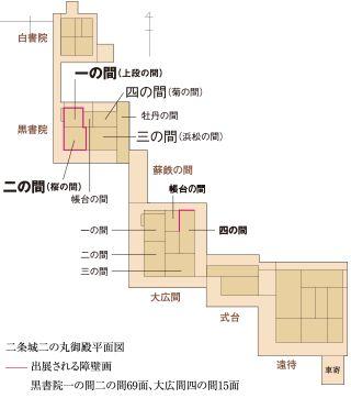 二条城 | 特別展「京都―洛中洛外図と障壁画の美」