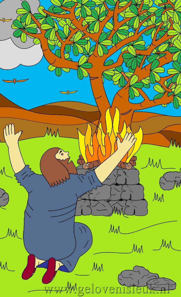 geloven is leuk - Abraham