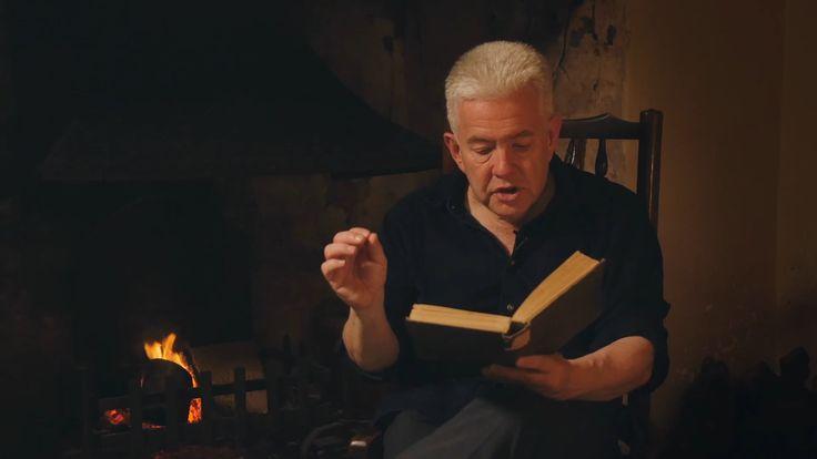 "Ian McMillan - Reading ""Frost at Midnight"" at Coleridge Cottage"
