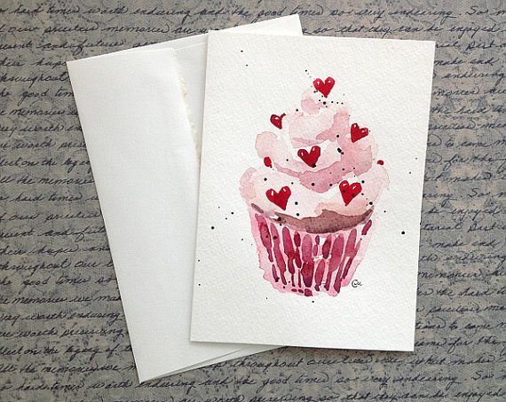 Birthday Cards Paintings ~ Best card ideas images diy cards cards diy and