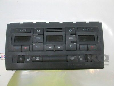 awesome Audi A4 S4 RS4 OEM Climate Heater AC Control LKQ - For Sale