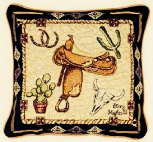 7 best Western pillows images on Pinterest | Westerns ...