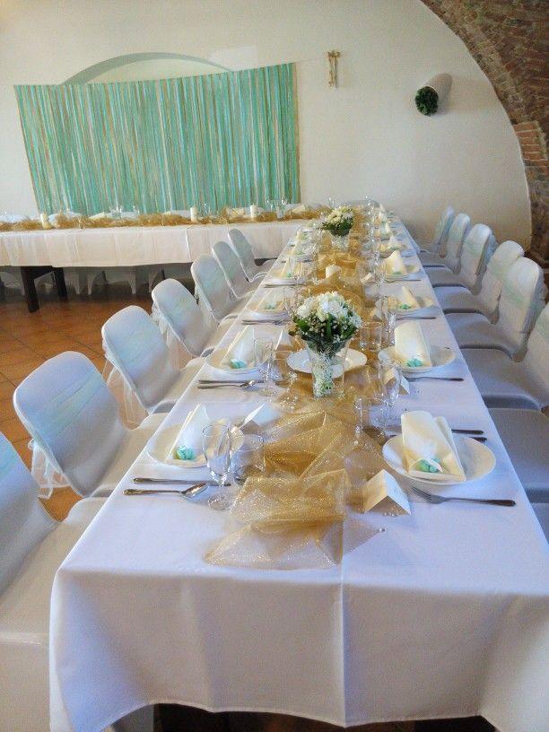 Wedding decoration Svatební salon Mona