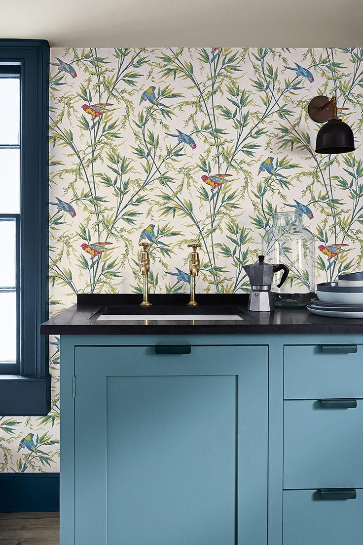 21 best Keuken | Kitchen images on Pinterest | Kitchens, Wallpaper ...