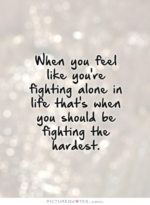 When You Feel Alone Quotes - Get your ex back at http://savingarelationship.net/pin/