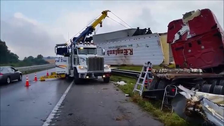 214 Best Images About Tow Trucks And Wreckers On Pinterest