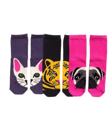 3-pack socks | H&M US