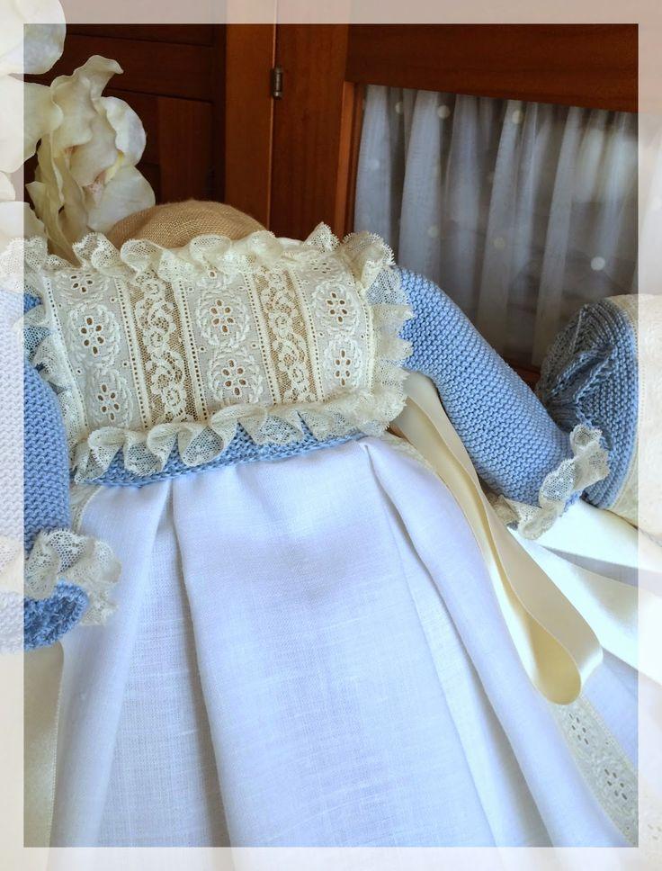 M s de 1000 ideas sobre chalecos de trajes en pinterest - Canastilla artesanal bebe ...