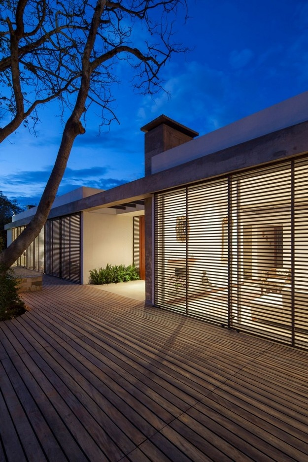 G1 House by Gabriel Rivera Arquitectos