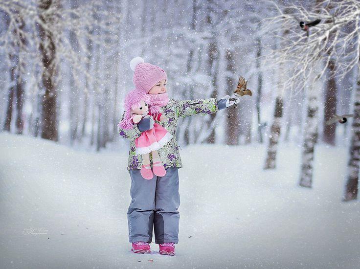 зимняя от Olga Nikulochkina