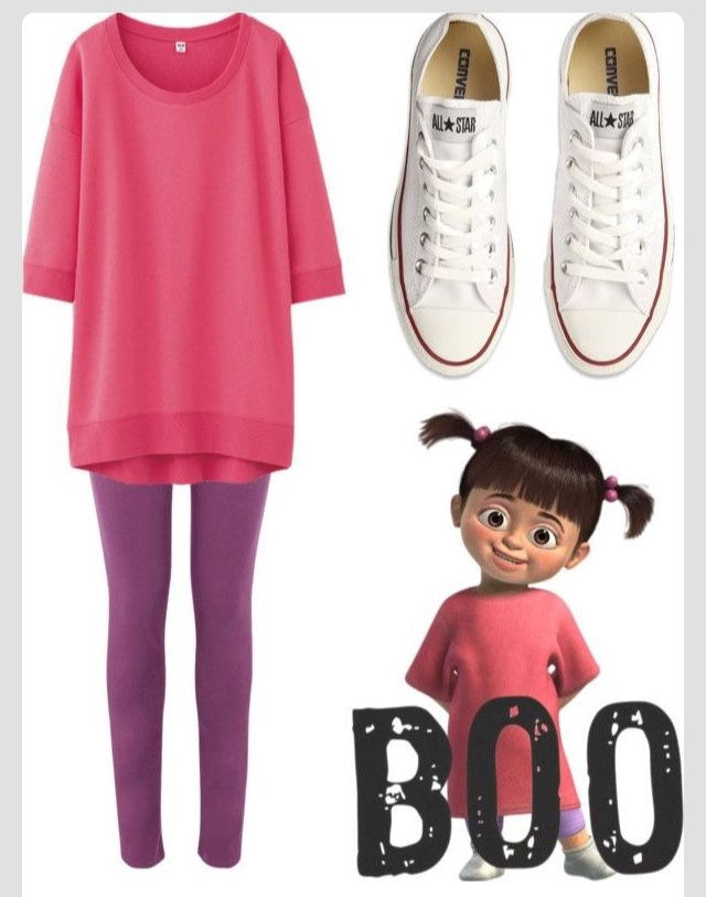 Monster's Inc.: Boo