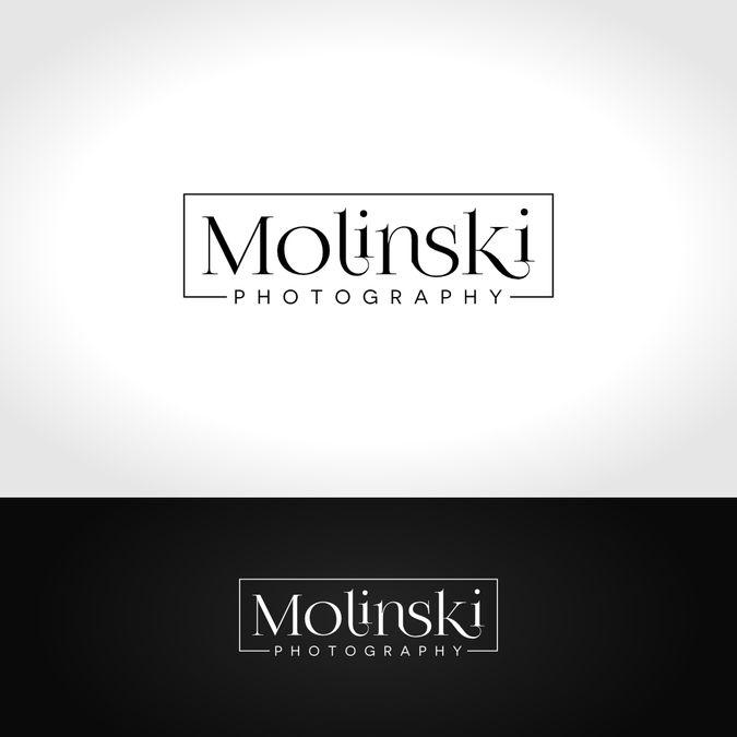 create a capturing logo for molinski photography logo design contest