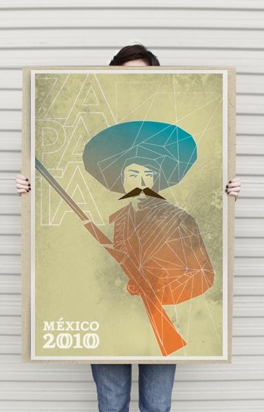 Emiliano Zapata Salazar (1879 - 1919)
