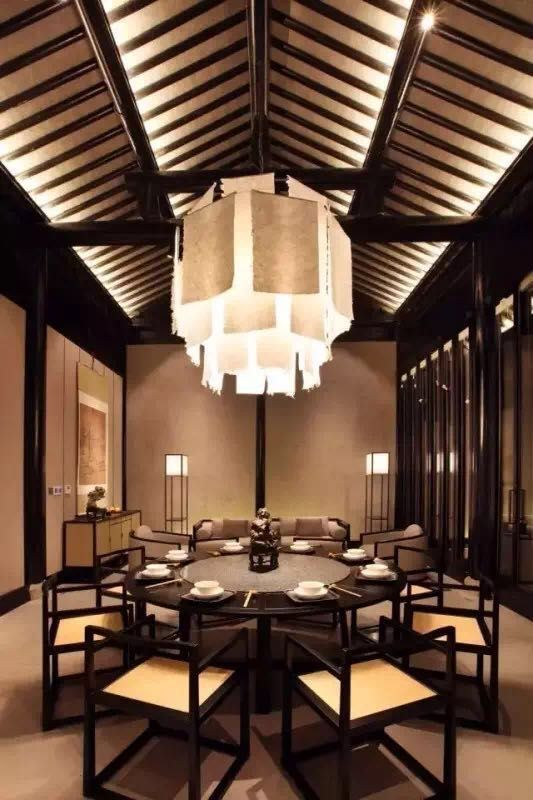 Pin by coco on restaurant in 2019 chinese interior - Chinese restaurant interior pictures ...