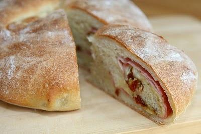 Fyllt bröd