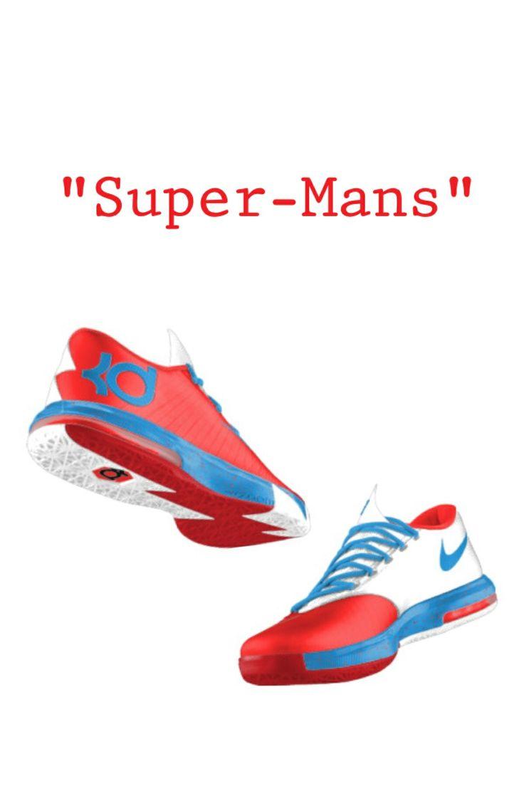 Super Man KDs Custom ManKevin DurantNike