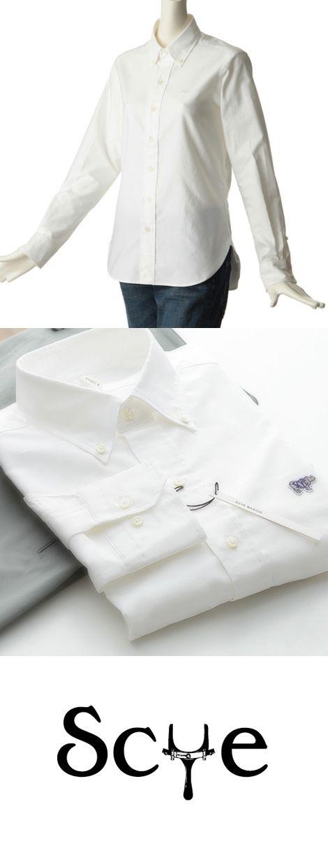 Scye(サイ)  クラシカルな英国トラッドをコンテンポラリーな解釈で再構築することでクラシックとモダンを融合させた新しいスタイルを提案。表層的なデザインのみならず、服の本質ともいえる素材、カッティング、内部構造にも配慮したアナトミカルな服作りを特徴とし、クオリティーの高い服作りを目指すブランド。 ブランド名「Scye」は、テーラー用語で袖ぐり、鎌の意。 展開ブランドは「Scye」とベーシックアイテムを軸とする「SCYE BASICS」。