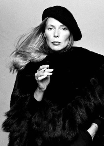 Joni Mitchell ~ Hejira - one of my favorite CDs