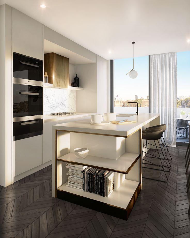 Modern Kitchen And Dining best 25+ modern kitchen island ideas on pinterest | modern