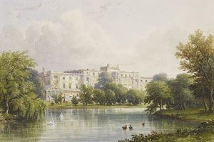 34 Best Queen Victoria 39 S Watercolours Images On Pinterest