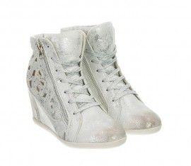 Poze Pantofi sport Alana Silver