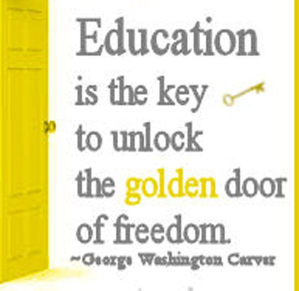129 best Education Quotes images on Pinterest | Thoughts, Quotes ...