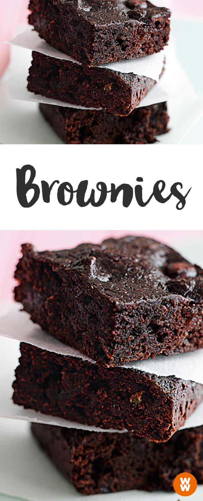 Brownie, Brownies, Rezept, Schokokuchen | Weight Watchers