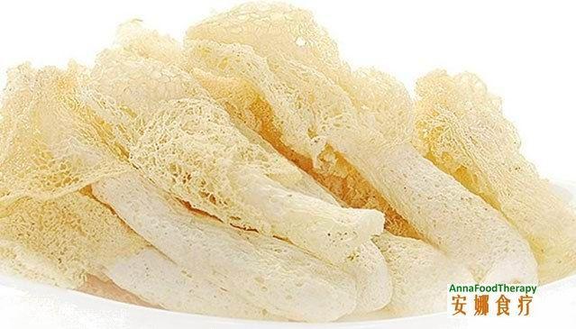 Bamboo Fungus Recipe- Steamed Stuffed Bamboo Fungus