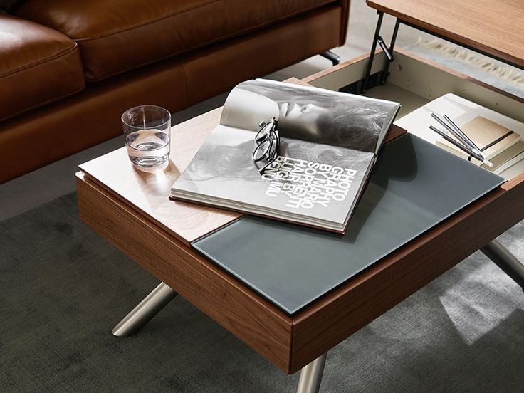 Chiva designer coffee table with storage