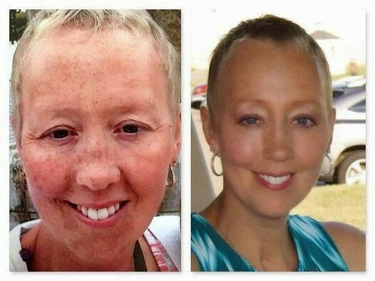 Apparently this lady got a shock when she saw her before photo...but look at her now!! gwendab2@gmail.com