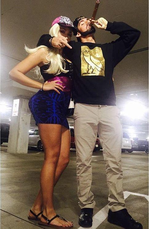 Drake & Nicki Minaj Halloween Costume