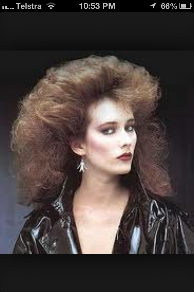 17 Best Images About 80s Hairstyles Revisited On Pinterest