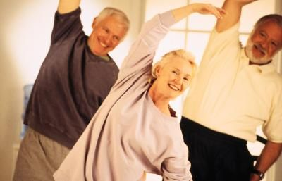 Safe Stretching Exercises for Senior Citizens! Stretching is important to maintaining health. Here is the safe way to do it if you happen to be more than 55 years young :)