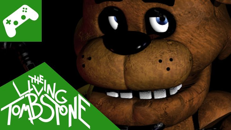 The Living Tombstone - Five Nights at Freddy's Song! I don'y own the song so don't kill me! XD