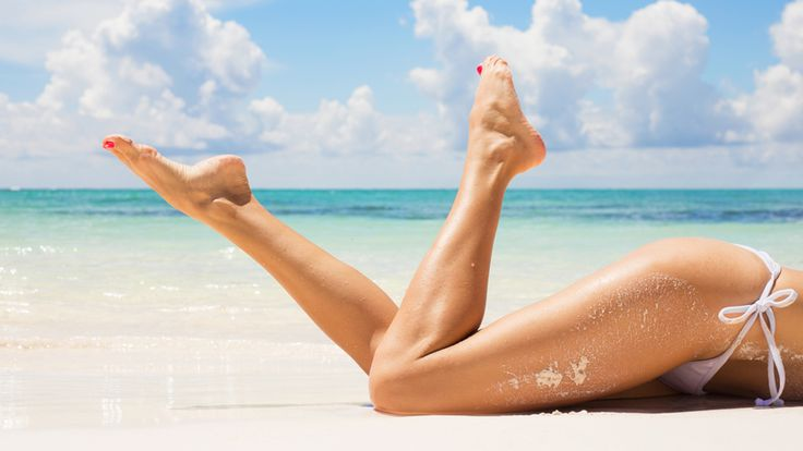 With summer fast approaching, we're all about prepping our bodies for the beach. And that means finding the right hair removal for the area.