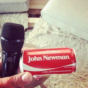 John Newman- coke- i must buy this!!!!!!