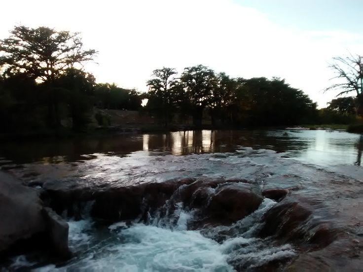 Near a bridge outside of Garner State Park - Texas - http://ift.tt/2xtj4N1