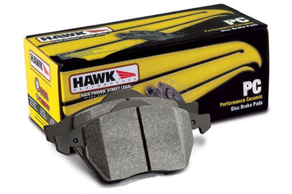 Hawk Performance Ceramic Brake Pads - FREE SHIPPING