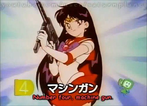 Sailor Moon Rei Hino #SailorMars