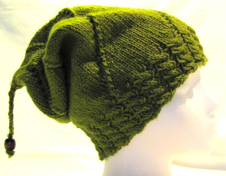 (6) Name: 'Knitting : Slouchy's no Slouch